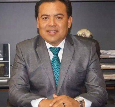 Abel Tovilla carpio, alcalde de Teopisca.