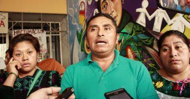Desplazados demandan recomendación de la CEDH y desarme de grupos paramilitares
