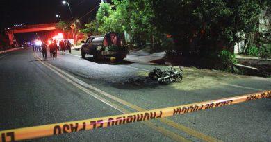Muere motorista en percance sobre la Tuxtla-La Angostura