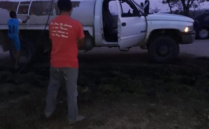 Hermano de ex edil de Coita es descubierto robando agua