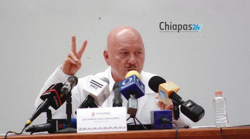 Aumenta a dos las defunciones en Chiapas por coronavirus