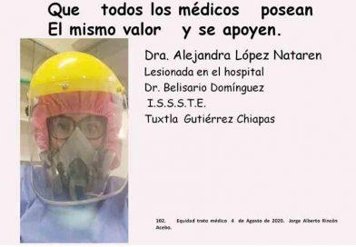 """En la Mira / Por la doctora Alejandra """"nadie"""" exigió justicia"""