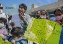 Denuncian muerte de madre embarazada por negligencia médica en el hospital del IMSS de Bochil