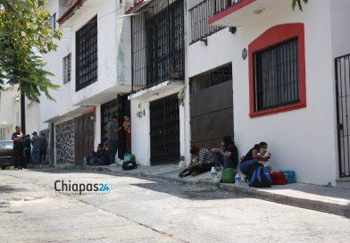 Presunto robo a migrantes salvadoreños en Tuxtla