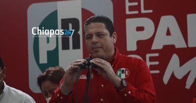 Presidente del PRI simuló cuota de jóvenes en candidaturas