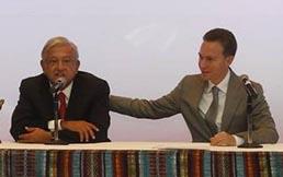 En la Mira / Obrador y Velasco, una relación al filo de las traiciones y las complicidades