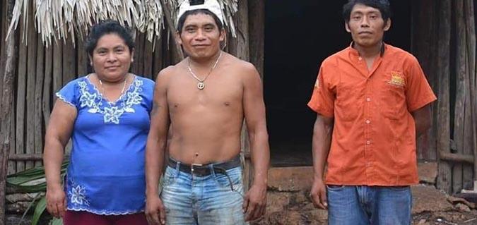Mariano y Antonio Tun Xool, de chicleros a actores de Netflix